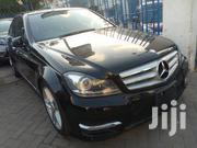 New Mercedes Benz C200 2012 Black | Cars for sale in Mombasa, Shimanzi/Ganjoni
