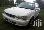 Toyota Corolla X 1.3 2000 White | Cars for sale in Kisumu, West Kisumu