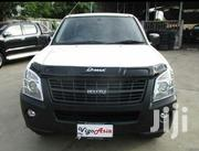 New Isuzu D MAX 2012 Silver | Cars for sale in Mombasa, Shimanzi/Ganjoni