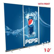 Full Color Narrow Base Roll Up Banner Printing Bj | Manufacturing Services for sale in Nairobi, Nairobi Central
