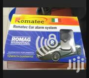 Brand New Romatec Car Alarm, Free Installation | Vehicle Parts & Accessories for sale in Nairobi, Nairobi Central