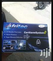 Afritec Car Alarm With Engine Cutoff, We Do Free Installation | Vehicle Parts & Accessories for sale in Nairobi, Nairobi Central