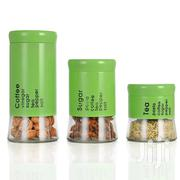 Three Pc Glass Canister Set | Kitchen & Dining for sale in Nairobi, Nairobi Central