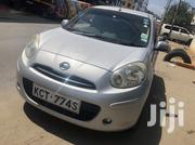 Nissan March 2012 Silver | Cars for sale in Mombasa, Tudor