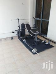 GYM Full Set | Sports Equipment for sale in Mombasa, Tononoka