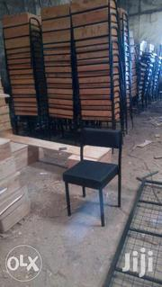 Ready Made School Locker And Chairs/Students | Furniture for sale in Homa Bay, Mfangano Island
