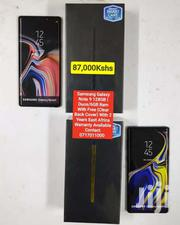 Samsung Note 9 Duos 128GB/6GB Ram With 2 Years East Africa Warranty   Mobile Phones for sale in Mombasa, Mji Wa Kale/Makadara
