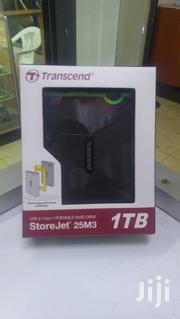 1TB Transcend Hard Disk New | Computer Accessories  for sale in Nairobi, Nairobi Central
