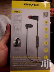 AWEI AK3 Ultra Bass Bluetooth Headphones | Accessories for Mobile Phones & Tablets for sale in Nairobi, Nairobi Central
