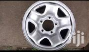 Land Cruiser Pick Up Hardtop Steel Rims Size 16 Inches   Vehicle Parts & Accessories for sale in Nairobi, Nairobi Central