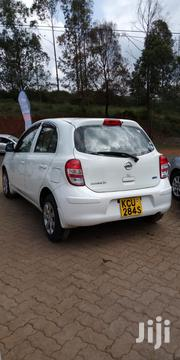 New Nissan March 2012 White | Cars for sale in Kiambu, Township C