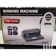 A4 Comb Binder Binding Machine-grey-black-multicolor | Computer Hardware for sale in Nairobi, Nairobi Central