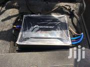 PIONEER 1600W  MONOBOCK INSTALLED TOGETHER WITH PIONEER 1000W 4 CHANEL | Vehicle Parts & Accessories for sale in Nairobi, Nairobi Central