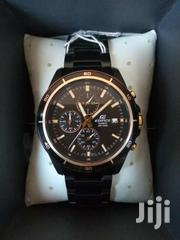 Genuine CASIO EDIFICE BLACK ION PLATED | Watches for sale in Nairobi, Nairobi Central