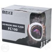 Meike FC-100 LED Macro Ring Flash Speedlite And Video Light | Cameras, Video Cameras & Accessories for sale in Nairobi, Nairobi Central