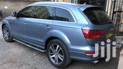 Audi Q7 4.2 FSI Quattro 2008 Blue | Cars for sale in Nairobi, Nairobi South
