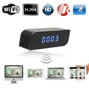 Table Clock Wifi Camera | Cameras, Video Cameras & Accessories for sale in Nairobi, Nairobi Central