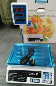 30kg Digital Price Computing Weighing Scale Machine | Store Equipment for sale in Nairobi, Nairobi Central