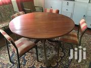 Dining Table With Metal Chairs | Furniture for sale in Nairobi, Nairobi West