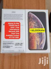 iPhone Xs Max 256GB 1 Year International Warranty With Face Time | Mobile Phones for sale in Mombasa, Mji Wa Kale/Makadara