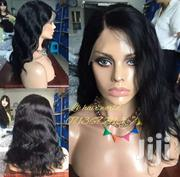 "20"" Inches 100% Pure Human Hair Full Lace Wig"" 