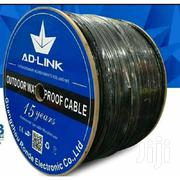 305m AdLink Outdoor UTP Cable Cat 6 UTP Cable High Quality | Electrical Equipments for sale in Nairobi, Nairobi Central