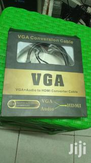 Vga +Audio To Hdmi Converter Cable | Audio & Music Equipment for sale in Nairobi, Nairobi Central