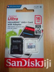 16 Gb High Speed Sandisk Memory Card With Warranty | Accessories for Mobile Phones & Tablets for sale in Nairobi, Nairobi Central