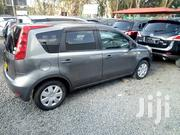 New Nissan Note 2012 1.4 Gray | Cars for sale in Nairobi, Kileleshwa