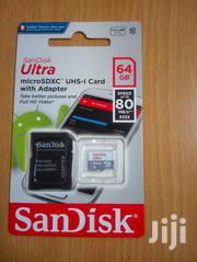 64 GB Sandisk Memory Card | Accessories for Mobile Phones & Tablets for sale in Nairobi, Nairobi Central
