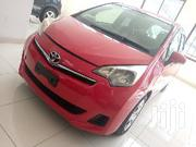 Toyota Vitz 2012 Red | Cars for sale in Mombasa, Ziwa La Ng'Ombe