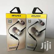 Awei Es20ty Earphones | Accessories for Mobile Phones & Tablets for sale in Nairobi, Nairobi Central