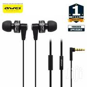 Awei Es900i Earphones | Accessories for Mobile Phones & Tablets for sale in Nairobi, Nairobi Central