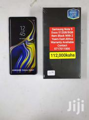 Samsung Note 9 Duos 512GB/8GB Ram With 2 Years East Africa Warranty | Mobile Phones for sale in Mombasa, Mji Wa Kale/Makadara
