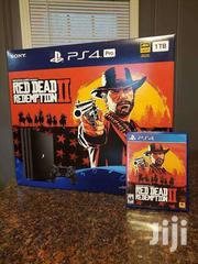 Ps4 PRO Red Dead Redemption Bundle 1tb | Video Game Consoles for sale in Nairobi, Nairobi Central
