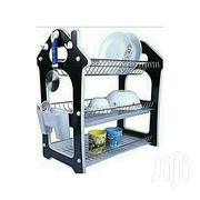 3 Tier Dish Rack With Dish Drainer | Kitchen & Dining for sale in Nairobi, Nairobi Central