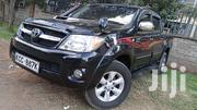 Toyota Hilux 2008 3.0 D-4D Double Cab Black | Cars for sale in Nairobi, Nairobi Central