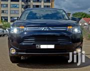 Mitsubishi Outlander 2012 Black | Cars for sale in Nairobi, Karura
