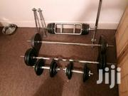 Gym Cast Iron Weight Plates and Bars | Sports Equipment for sale in Nairobi, Karen