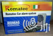 Romatec Car Alarm With Cutoff, Free Installation   Vehicle Parts & Accessories for sale in Nairobi, Zimmerman