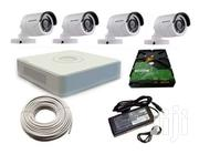 4 Channel CCTV Installation With Cloud Recording | Cameras, Video Cameras & Accessories for sale in Nairobi, Nairobi South