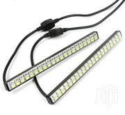 DRL White & Amber Car LED Daytime Running Lights & Turn Signal | Vehicle Parts & Accessories for sale in Kisumu, Central Kisumu