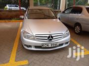 Mercedes-Benz C200 2010 Silver | Cars for sale in Nairobi, Parklands/Highridge