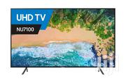 "Samsung 55"" 4K Uhd Smart T.V Model Ua55ru7100ak New Sealed Pay On Deli 