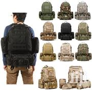 Military Bag 55l-tactical Bag/Trekking/Hiking/Camping/Traveling Bag | Bags for sale in Nairobi, Nairobi Central