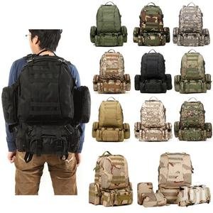 9b799666797e Military Bag 55l-tactical Bag/Trekking/Hiking/Camping/Traveling Bag