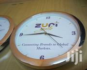 Office Branded Wall Clock | Home Accessories for sale in Nairobi, Nairobi Central