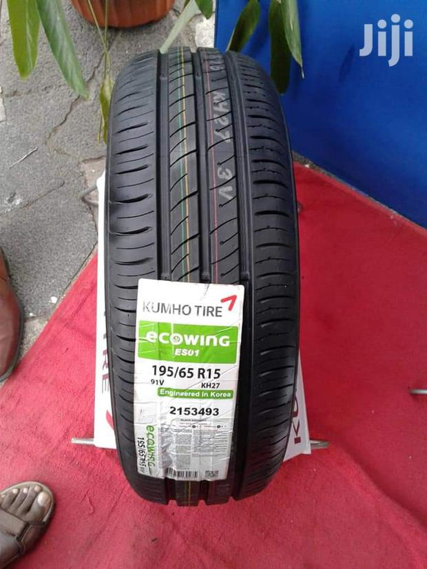 195/65/15 Kumho Tyres Is Made In Korea