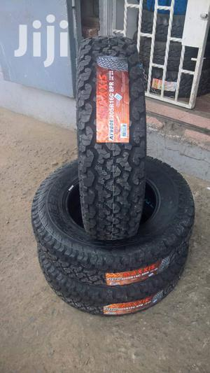 205r16c Maxxis Tyres Is Made In Thailand