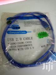 Usb Cable 1.5 M | Computer Accessories  for sale in Nairobi, Nairobi Central